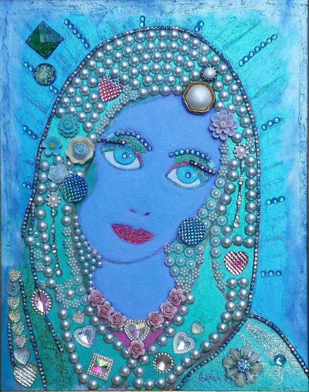 Blue Lady, Divine Grace