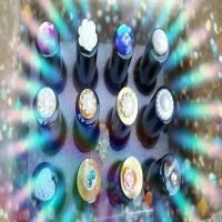 Jewelled Expressions, Bottles