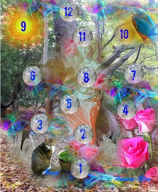 12=sphere-crystal-treel-life