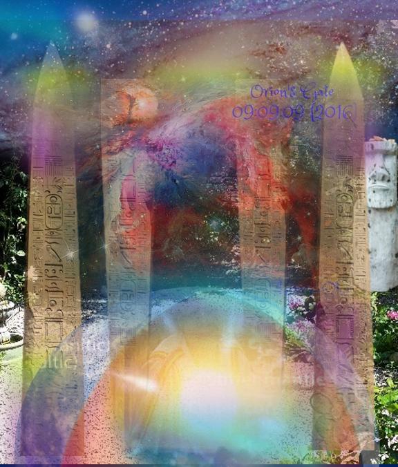 sun obelisks