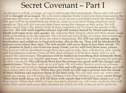 Secret Covenant
