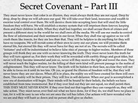 Secret Covenant 3